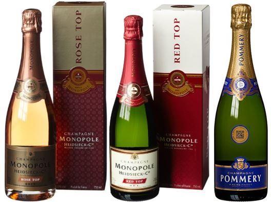 Marken Champagner reduziert   Amazon Angebot des Tages