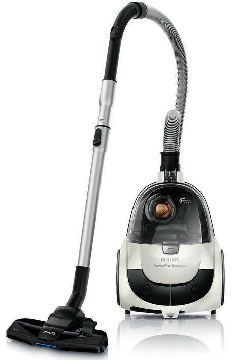 Philips FC9327/09 Power Pro Compact   beutelloser Bodenstaubsauger für 69€ (statt 100€)