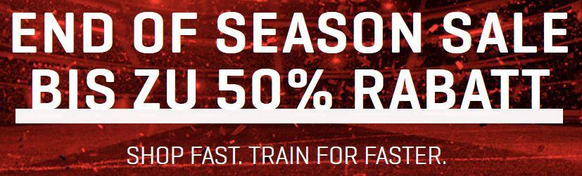 PUMA End Of Season Sale mit bis zu 50% Rabatt + VSK frei