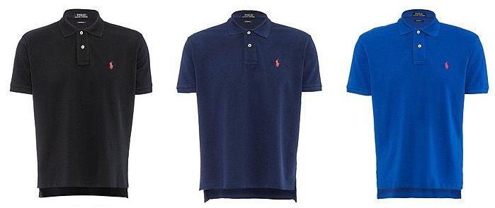 Ralph Lauren Polos Ralph Lauren Poloshirts für 49,90€ (statt 67€)