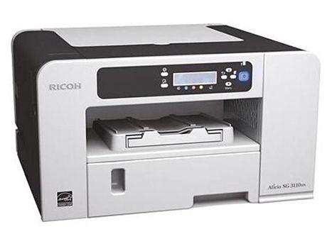 Ricoh Aficio SG 3110DN GELJET Drucker für 59,90€ (statt 79€)