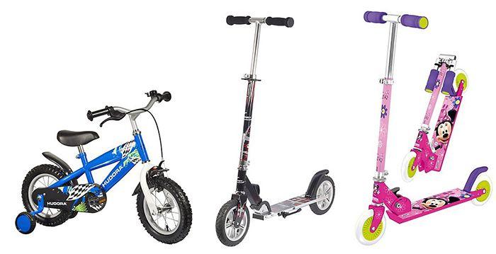 Roller 20% auf ausgewählte Roller & Räder bei myToys + 10€ Gutschein