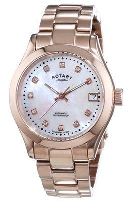 Rotary Damen Armbanduhr Rotary Damen Armbanduhr für ca. 133€ (statt 337€)