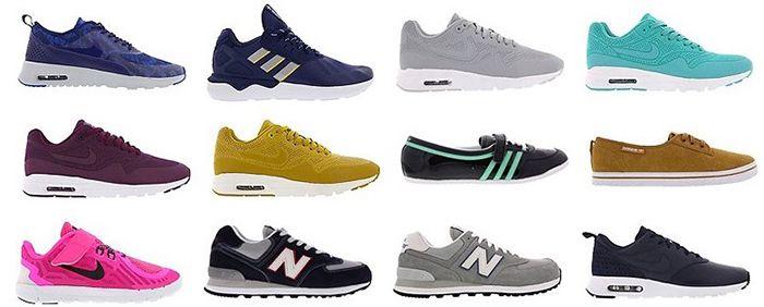 24% Rabatt auf Sneaker bei Runners Point + VSK frei ab 35