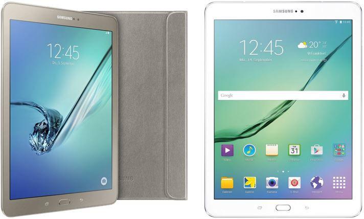 Samsung Galaxy Tab S2 Reduzierte Samsung Tabs bei Amazon   z.B. Samsung Galaxy Tab S2 LTE (32GB) für 383€
