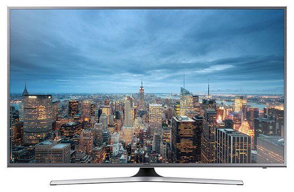 Samsung UE55JU6870 Samsung UE55JU6870   55 Zoll 4K Fernseher mit WLAN für 869€