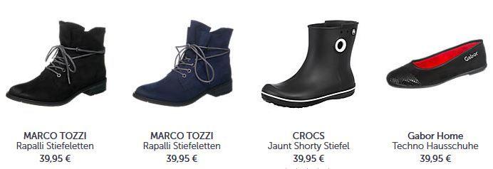 Mirapodo mit 10€ Rabatt auf Damen und Herren Schuhe ab 39€ *TOP*