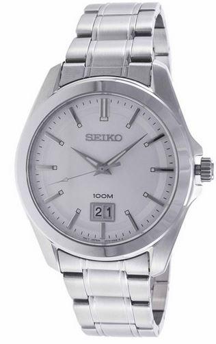 Seiko Seiko Herren Uhr mit Antireflex Saphier Glas ab 76,78€