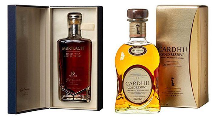 Reduzierte Single Malt Whisky bei Amazon   z.B. Mortlach 18 Jahre für 200€ (statt 250€)