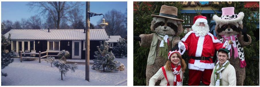 Slagharen Slagharen   Winter Freizeitpark pro Übernachtung und Eintritt für 2 Erwachsene + max. 4 Kinder nur 99€
