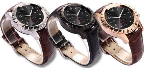 Smartwatch BerryKing Dailygo   Smartwatch mit Bluetooth, Kamera, Herzfrequenzmesser für je 54,90€