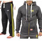Smilodox Herren Zip Sweatjacke für 29,99€ oder Smilodox Herren Jogginghose ab 25,99€ als Amazon Tagesangebot