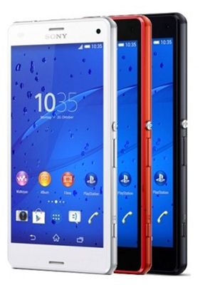 Sony Xperia Z3 Compact ab 344€ + 107,70€ in Superpunkte