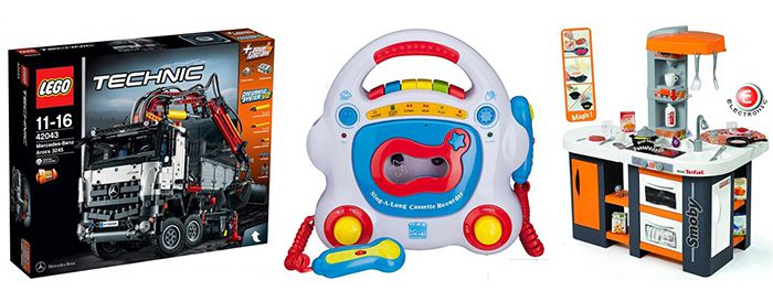 Großer Abverkauf von Spielzeug bei D Living + VSK frei   z.B. Kassettenrekorder für 0,03€ (statt 28€)