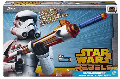 Hasbro Star Wars Rebels Darts Blaster ab 15,99€ (statt 25€)