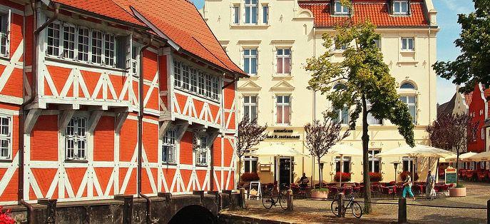 3 8 Tage Wismar im 5 Sterne Steinberger Hotel mit Frühstück ab 79€ p.P.