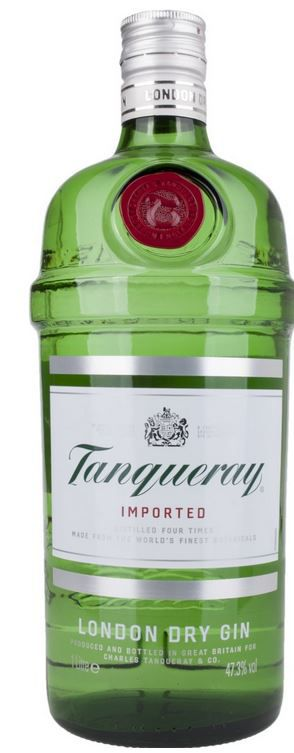 Fehler in der Amazon Tages Gin Aktion? Tanqueray London Dry Gin 1L statt 24€ ab 8,99€