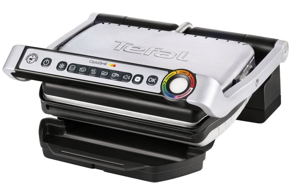 Hot! Tefal GC713D40 Optigrill Plus für 110€ (statt 157€)