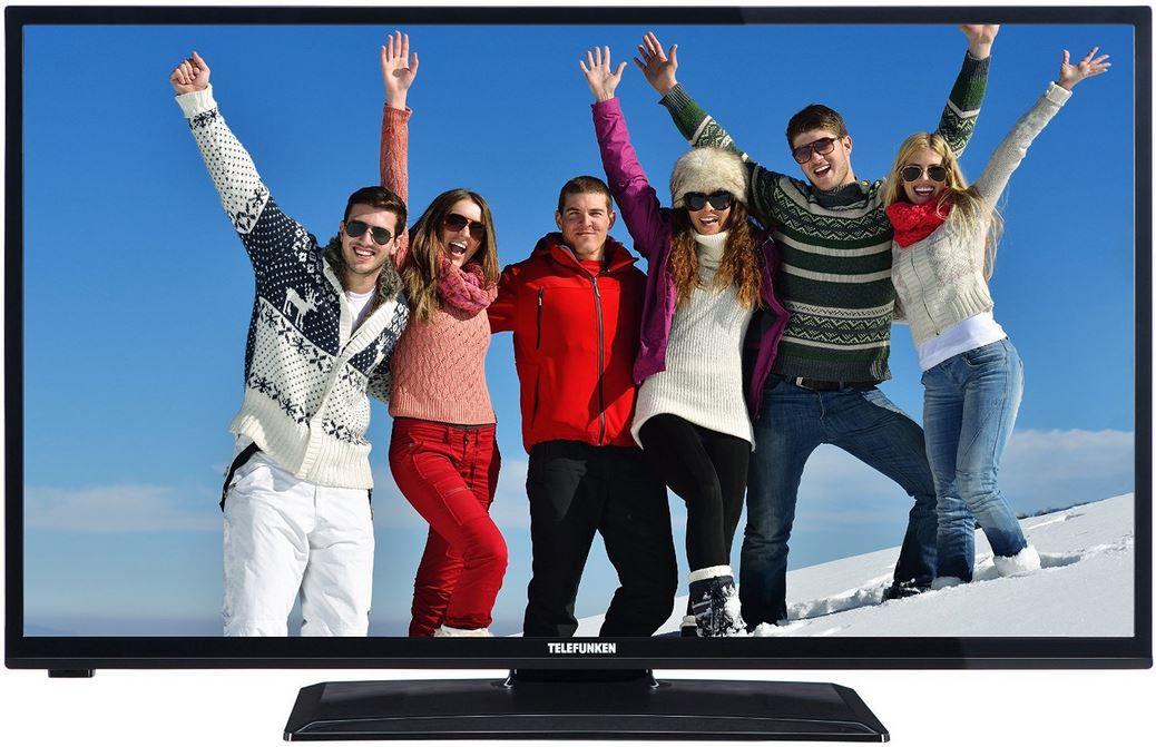 Telefunken TVs ab 145€ als Amazon Tagesangebot