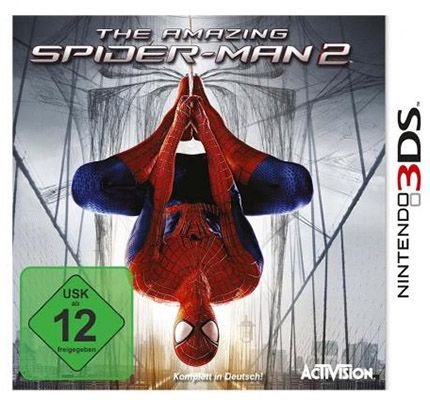 The Amazing Spider Man 2 The Amazing Spider Man 2 (3DS) für 9,99€ (statt 20€)