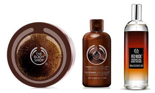 The Body Shop bis 50% Rabatt auf ausgewählte Artikel + VSK frei ab 40€