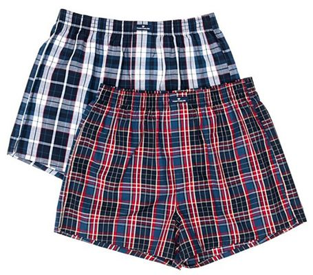 4er Pack Tom Tailor Boxershorts für 29,98€