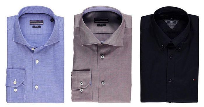 2er Pack Tommy Hilfiger Herren Hemden für 80€ (statt 110€)