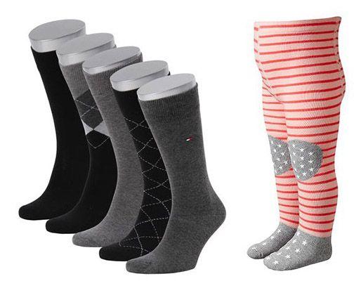 Tommy Hilfiger Socken 25% Rabatt auf Tommy Hilfiger Socken + 5€ Gutschein bei engelhorn