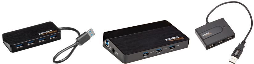 USB HUB 22% Rabatt auf Amazon Basic USB Hubs