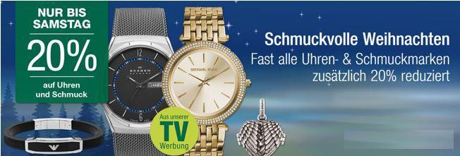 Huawei Active Watch für 359,20€ im Galeria Uhren 20% Rabatt Sale