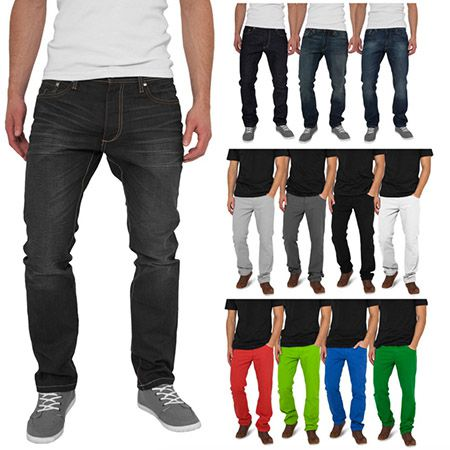 Urban Classics Hosen Urban Classics Jeans & Chinos für je 18,90€ (statt 34€)