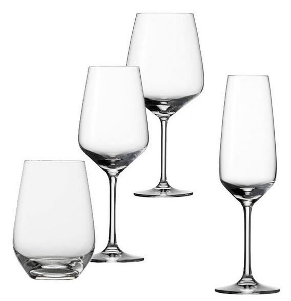 Vivo Basic Villroy und Boch Vivo   8er Set Rotwein  Sekt  Cocktail  oder Wassergläser für je 24,99€