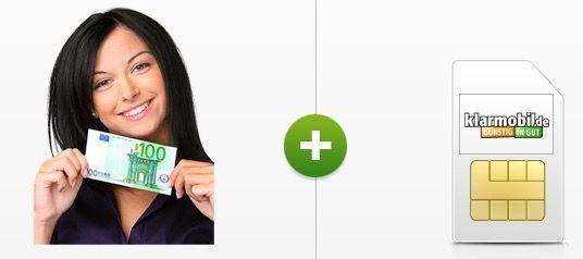 Vodafone Allnet Starter Vodafone Allnet Starter mit 200 Min. + 100 SMS + 400MB Daten für effektiv 3,03€