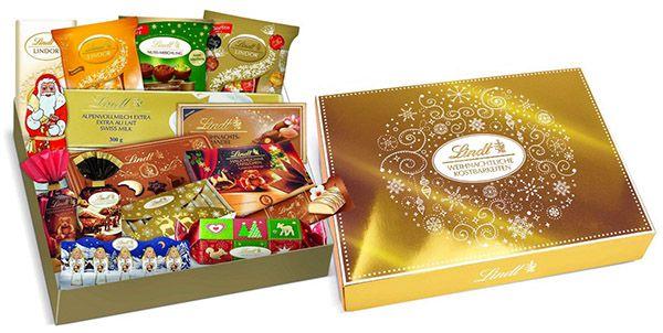 Lindt & Sprüngli Weihnachtliche Kostbarkeiten 1,8kg ab 16,19€ (statt 53€?)