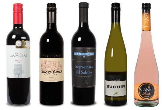 50% Rabatt bei Weinvorteil und andere Gutscheine