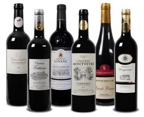 12€ Rabatt bei mind. 12 Flaschen + VSK frei bei Weinvorteil