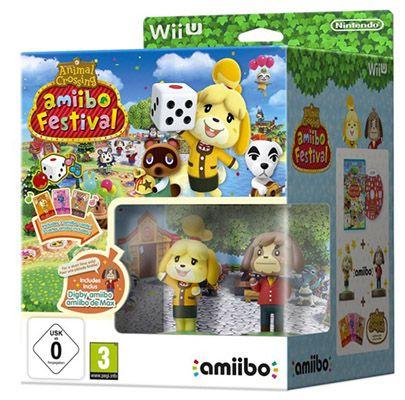 Wii U Animal Crossing: Festival für 34€ (statt 45€)
