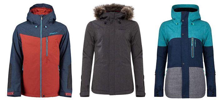 40% Rabatt auf ONeill Wintersportkleidung + 5€ Gutschein bei engelhorn
