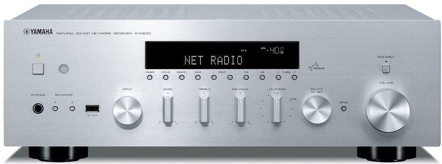 Yamaha R N5001 Yamaha R N500 Stereo Netzwerk Receiver für 319€