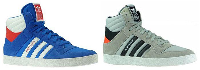 adidas Post Player Sneaker für 19,99€ (statt 40€)   nur wenige Größen!