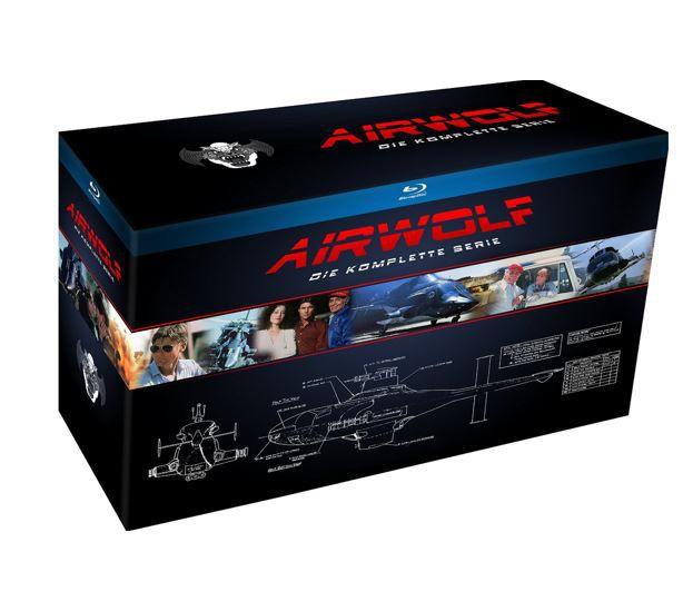 Airwolf   komplette Serie auf Blu ray für 74,97€    schnell sein!