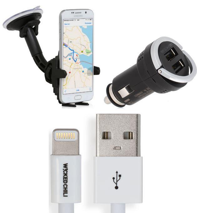 Wicked Chili USB Adapter für das Auto mit bis zu 20% Rabatt