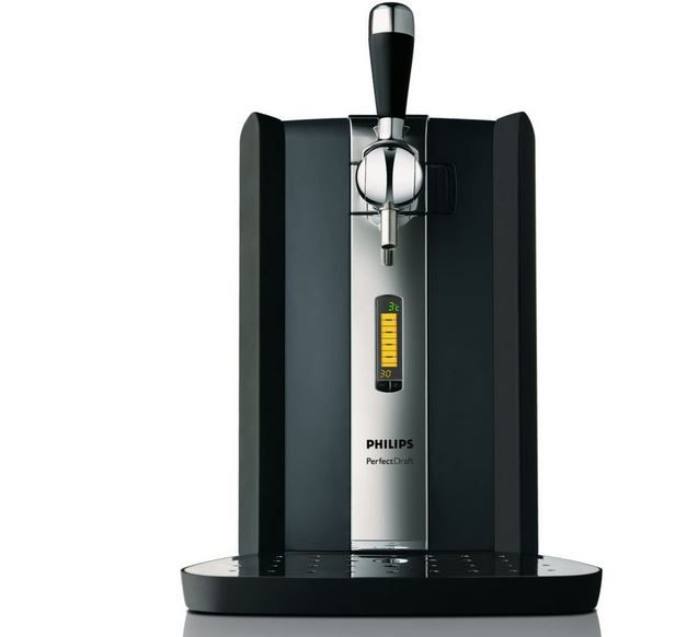 Philips HD3620/25 Perfect Draft Bierzapfanlage für 149,90€ (statt 199€)