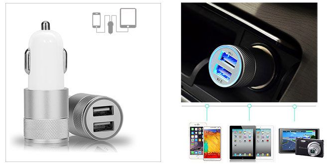 USB Autoladegerät KOSTENLOS + weitere Angebote unter 3€
