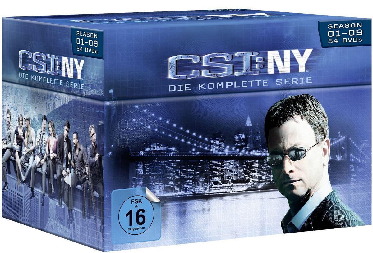 csi NY Filme und Serien in Amazon Last Minute Angeboten z.B. Die Hobbit Trilogie [3 DVDs] für 14,97€