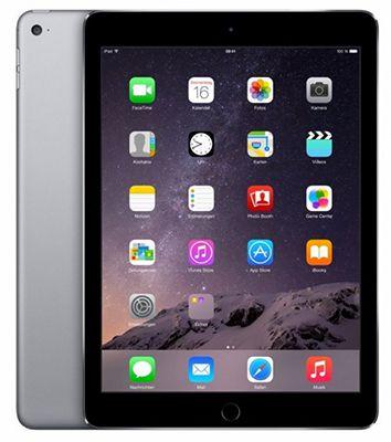 iPad Air 2 mit 16GB, WLAN + 4G für 389,99€ (statt 462€)