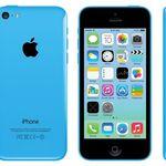Apple iPhone 5C 16GB Blau für 185€ (statt 310€) – B-Ware!