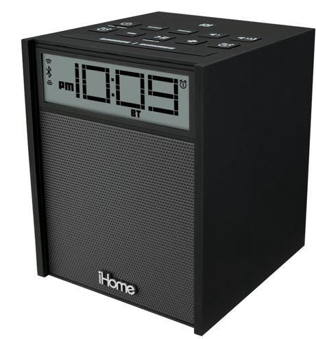 iHome iBN180   Radiowecker mit NFC, Bluetooth, Radio und iLadefunktion für 29,99€