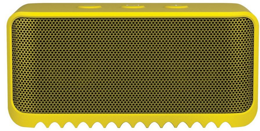 jabra mini Angebot Jabra Solemate mini mobiler Bluetooth Lautsprecher in gelb für 30,61€