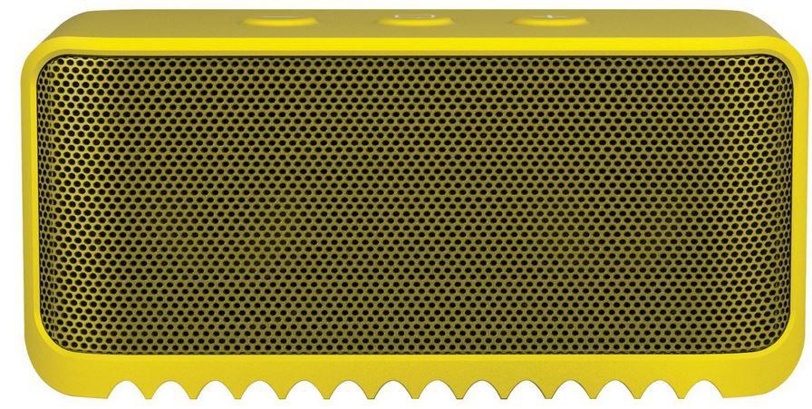 Jabra Solemate mini mobiler Bluetooth Lautsprecher in gelb für 30,61€